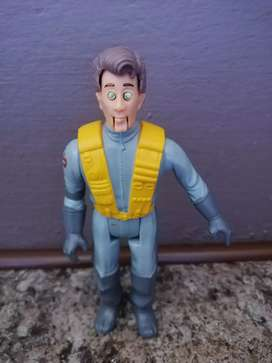 Peter Venkman figurine from The Real Ghostbusters