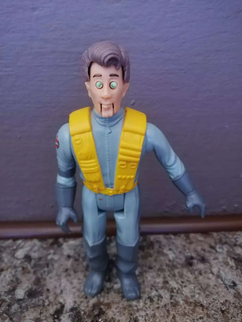 Peter Venkman figurine from The Real Ghostbusters 0