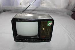 Телевизор раритетный маленький Roadstar TV-412E с радио,Japan (Япония)