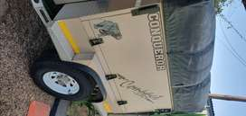 Conqueror Compact camping trailer for sale