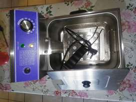 CONIC Electric fryer HEF-81A,6Ltr Plan