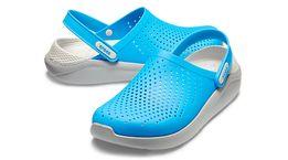 Crocs LiteRide мужские Кроксы недорого в Украине! Ярко-синие крокс