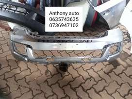 Ford everest front bumper