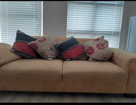 Two seater couch for sale