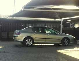 Peugeot 407 2l petrol automatic 2006 in a good running condition