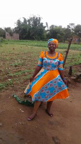 MALAWIAN MATURE RELIABLE MAID (JANE)