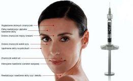 Mezoterapia igłowa/Lipoliza iniekcyjna/Powiększanie i konturowanie ust
