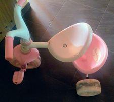 Rowerek Hello Kitty dla małej dziewczynki polecam tanio !!!