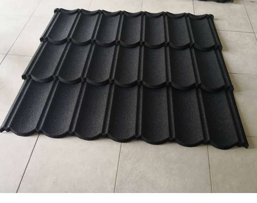 ORIGIAL DOCHERICH NEWZEALAND STONE COATED ROOFING SHEET WITH 50YRS WAR 0
