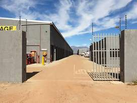 Paarl Storage Unit for Rent