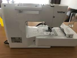 Brother Embroidery Machine, PE535