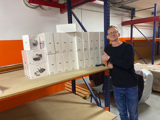 Новые квадрокоптеры DJI Mavic Mini, Mavic 2 Zoom, Mavic 2 Pro ! NEW
