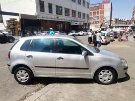VW polo 1.6 model 2007 manual for SELL
