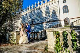 Zjawiskowa suknia ślubna Zafira 32-36