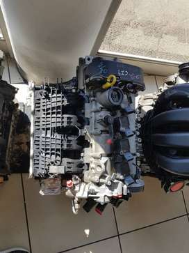 VW 1.4 TSI (CZT) HEAD BLOCK AND SUMP  FOR SALE R39000