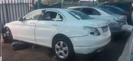 Mercedes Benz C Class W205 stripping for Spares
