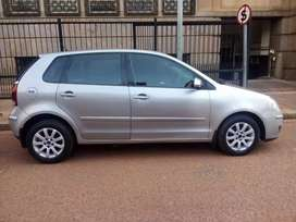 Polo Buch 2006 with sunroof