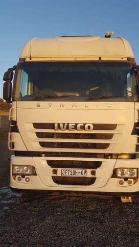 Iveco stralus 480 for sale