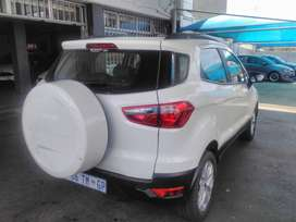 FORD ECOSPORT 1.0 MANUAL