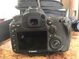 Canon 7D Mark ii PACKAGE DEAL