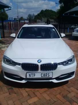 2013 BMW 3 Series 320i A/t (f30) for sale