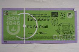 Билет на футбол. Бундеслига.
