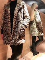 Sztuczne futro w panterkę H&M