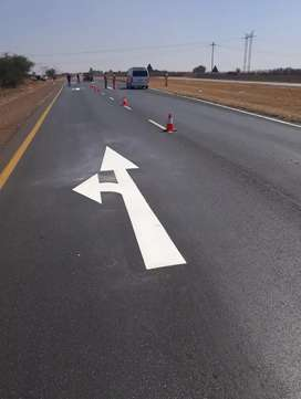 Road Markings  and Parking  Bays