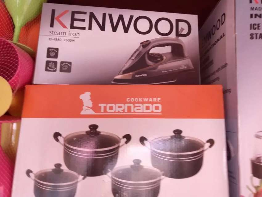 KENWOOD IRON AVAILABLE FOR SALE 0
