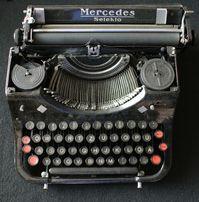 Maszyna do pisania - Mercedes Selekta