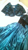 Фирменное вечернее платье