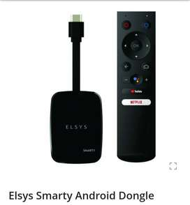 Elsys Smarty Android  Tv Dongle