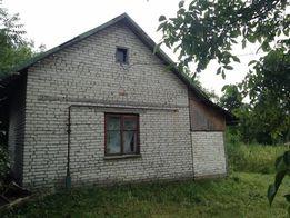 Земельна ділянка із старим будинком в селі Ясниська