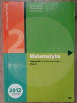 Matematyka 2 - podręcznik do liceów i techników