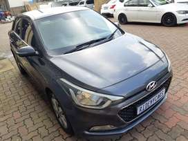 Hyundai i20(fluid))1.4ltr _spare key is there