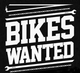 Motocross mx offroad bikes wanted