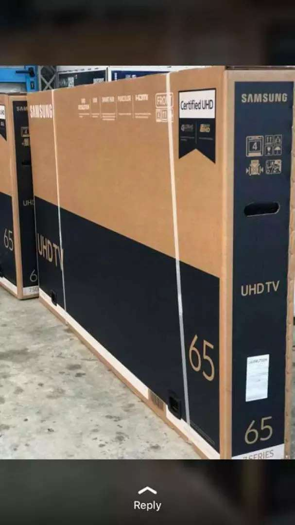 Brand new Samsung 65 inches curved 4k 0