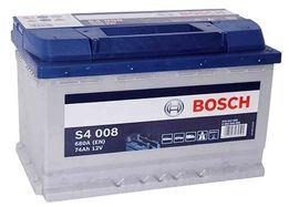 Akumulator Bosch S4 12V 74AH 680A WROCŁAW