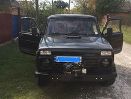 Продам Ниву 21213 ( не Suzuki, Mazda, Nisan, Jeep)