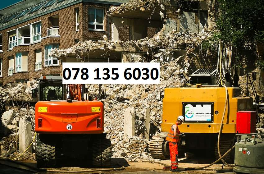 TLB and Tipper truck hire 0