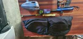 Complete Paintball Marker and gear