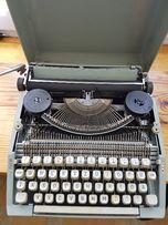 mechaniczna maszyna do pisania