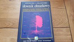 Angielski i francuski słownik obrazkowy
