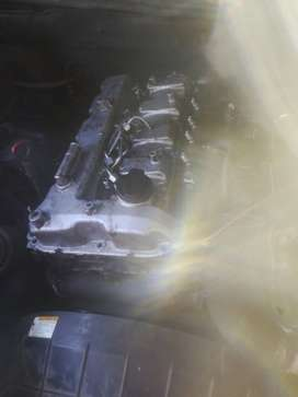 Stripping Ssangyong Kyron m200 xdi  engine and gearbox