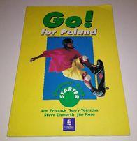 GO! for Poland STARTER podręcznik język angielski Longman TANIO!