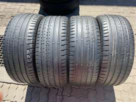 265 45 R20 Continental SportContact Tyres