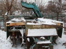 Продам свеклоуборочный комбайн,бурякозбиральний комбайн РКС-6