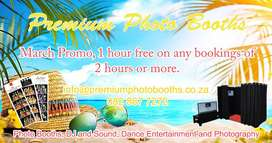 Durban Photo Booths - Premium Photo Booths KZN