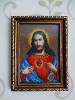 """Ікона """"Відкрите серце Ісуса"""""""