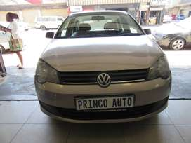 2012 Volkswagen Polo Vivo 1.4 Engine Capacity